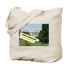 Anti democrate Tote Bag
