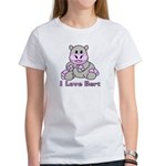 Bert the Hippo Women's T-Shirt