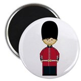 "British Royal Guard 2.25"" Magnet (100 Pk)"