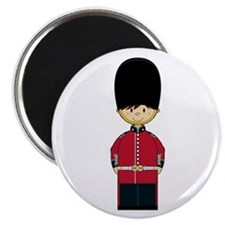 Royal British Guard Magnet