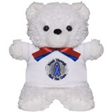 Shatter Awareness Ribbons Teddy Bear