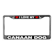 I Love My Canaan Dog