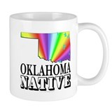 Oklahoma native Mug