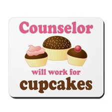 Funny Counselor Mousepad