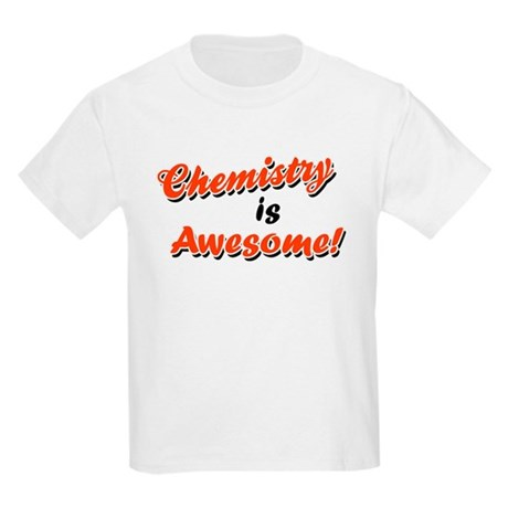 Chemistry Is Awesome Kids T-Shirt