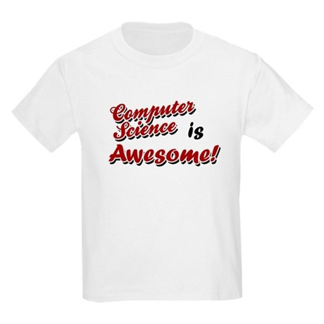 Computer Science Is Awesome Kids T-Shirt