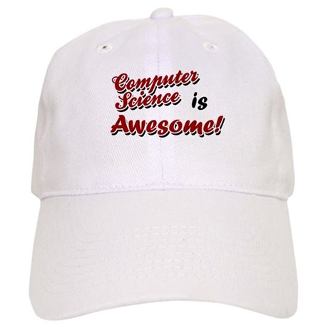 Computer Science Is Awesome Cap