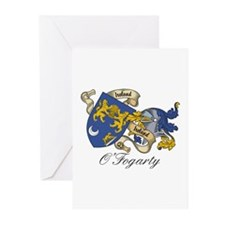 O'Fogarty Family Sept Greeting Cards (Pk of 10