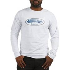 Feather Craft Brewery Long Sleeve T-Shirt