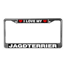 I Love My Jagdterrier
