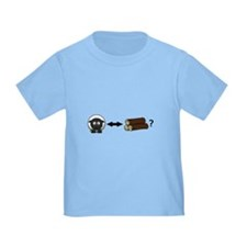 Funny Sheep wood T