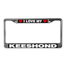I Love My Keeshond