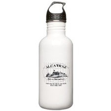 Cute Alcatraz Water Bottle