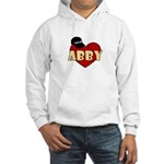 NCIS Abby Hooded Sweatshirt