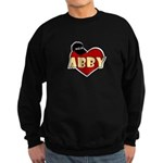 NCIS Abby Sweatshirt (dark)