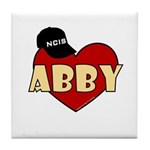NCIS Abby Tile Coaster