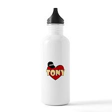 NCIS Tony Water Bottle
