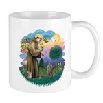 St Fran (f)-Norw. Forest Mug