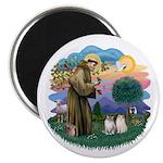 St Fran(f) - 2 Ragdolls Magnet
