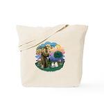 St Fran(f) - 2 Ragdolls Tote Bag