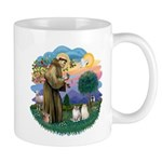 St Fran(f) - 2 Ragdolls Mug