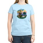 St Fran(f) - 2 Ragdolls Women's Light T-Shirt