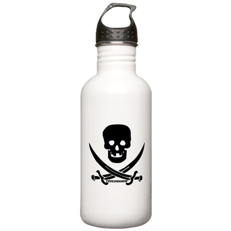 Pirate Fencer Stainless Water Bottle 1.0L