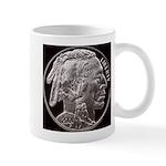 Silver Indian Head RH Mug