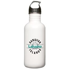 Lahaina Maui Hawaii Water Bottle