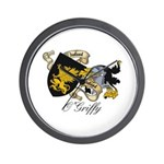 O'Griffy Family Sept Wall Clock