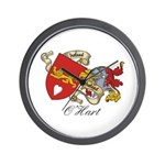 O'Hart Family Sept Wall Clock