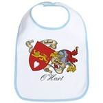 O'Hart Family Sept Bib