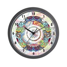 <b>GRAFFITI SERIES:</b> Graffiti Wall Clock