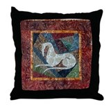 Tribal Meditations Throw Pillow