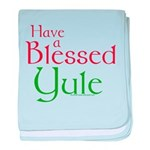 Blessed Yule Infant Blanket
