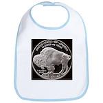 Silver Buffalo Bib