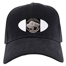 Silver Buffalo Baseball Hat