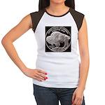 Silver Buffalo Women's Cap Sleeve T-Shirt