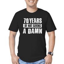 70 years of not giving a damn T