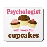 Funny Psychologist Mousepad