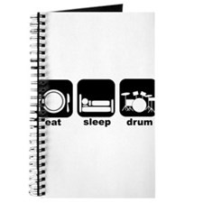 Eat Sleep Drum Eat Sleep Drum Journal