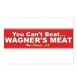 Wagner's Meat Postcards (Package of 8)