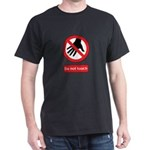 Do not touch sign Dark T-Shirt