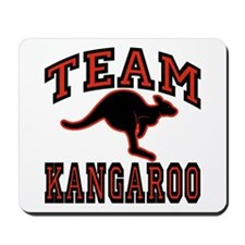 Team Kangaroo Mousepad
