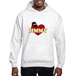 NCIS Jimmy Hooded Sweatshirt