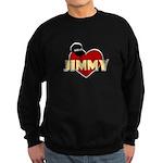 NCIS Jimmy Sweatshirt (dark)