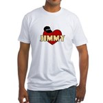NCIS Jimmy Fitted T-Shirt