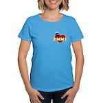 NCIS Jimmy Women's Dark T-Shirt