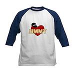 NCIS Jimmy Kids Baseball Jersey