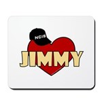 NCIS Jimmy Mousepad